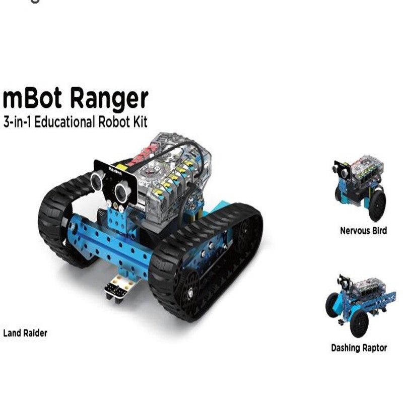 mBot Ranger - 3-in-1 educational robot kit — WEKU