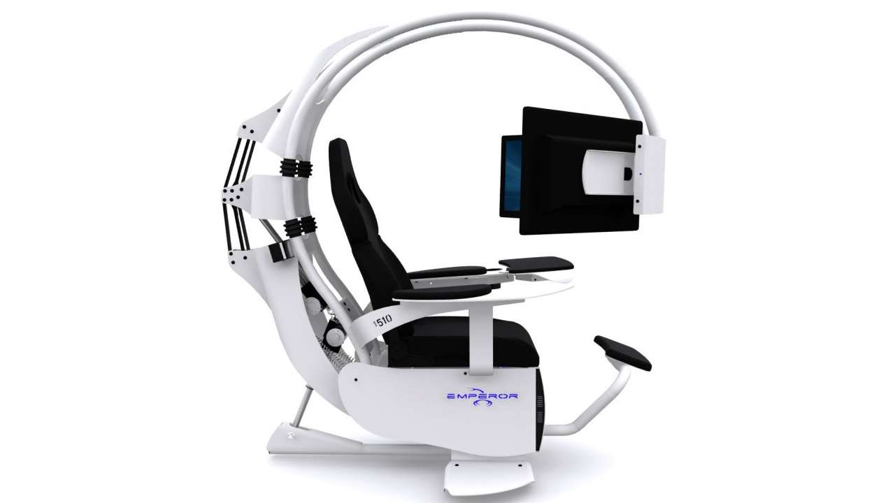 Wondrous Mwe Lab Emperor 1510Lx Multipurpose Gaming Chair For All Squirreltailoven Fun Painted Chair Ideas Images Squirreltailovenorg